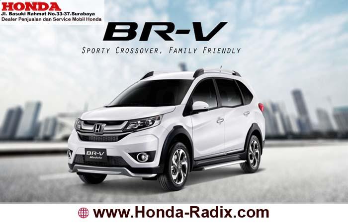 Riview Spesifikasi & Harga Honda BRV Termurah Surabaya 2018