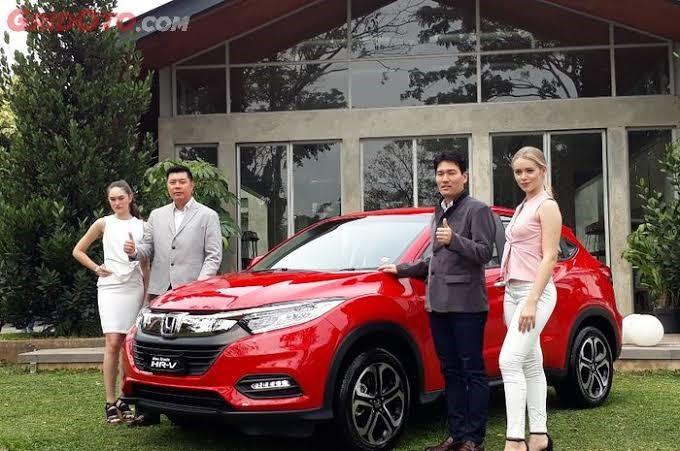Desain Mobil Honda