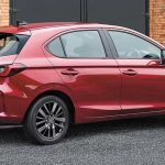 Mobil Honda City Hatchback 2020