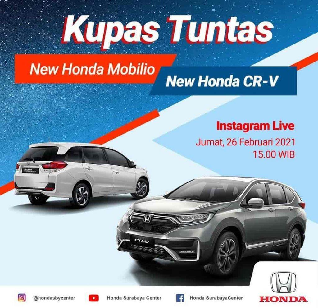 Dealer Honda Surabaya Center honda radix