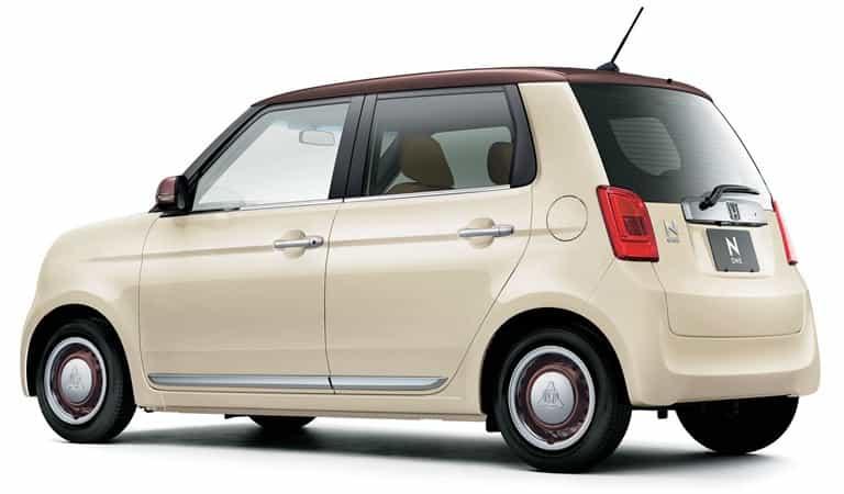 Fitur Mobil Honda N-ONE