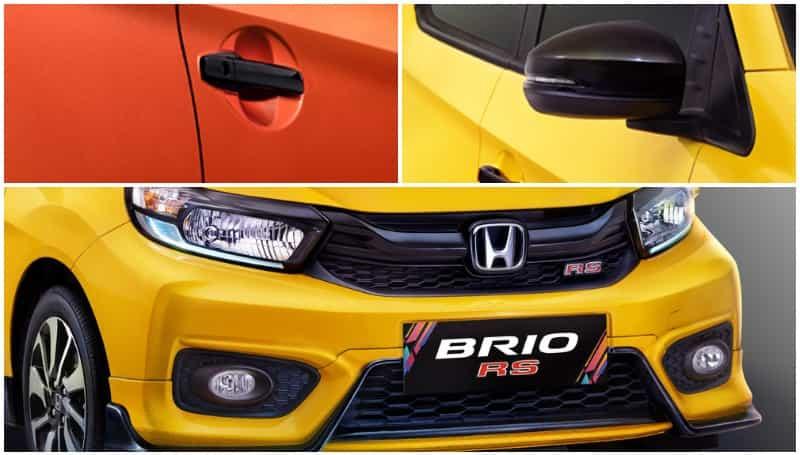 Varian Warna Mobil Honda New Brio RS Urbanite