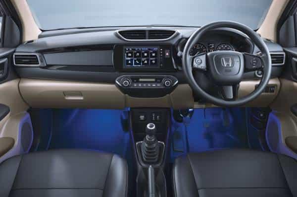 Interior Mobil Honda N7X