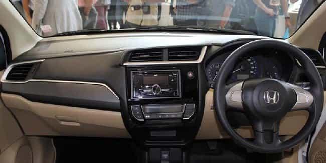 Interior Mobil New Honda Mobilio