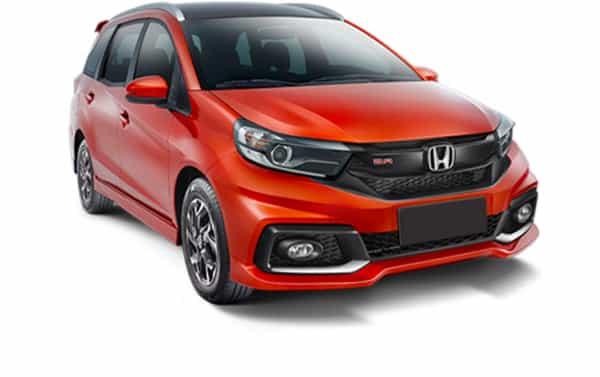 Spesifikasi New Honda Mobilio