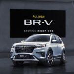 Spesifikasi Honda BR-V 2022 dengan Fitur Berharga Tinggi